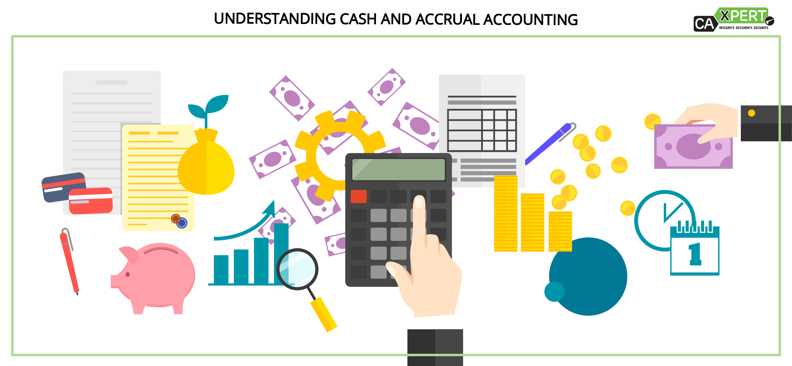 Understanding Cash and Accrual Accounting